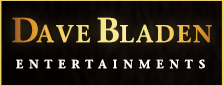 Dave Bladen Entertainments Logo